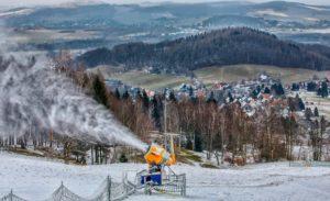 Winterfoto. Lausche, Waltersdorf.