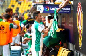 Ruben Castro, Real Betis Balompie. La Liga World.
